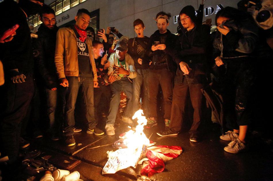 Waarom verbranden Amerikanen hun eigen vlag (en wij niet)? (2)